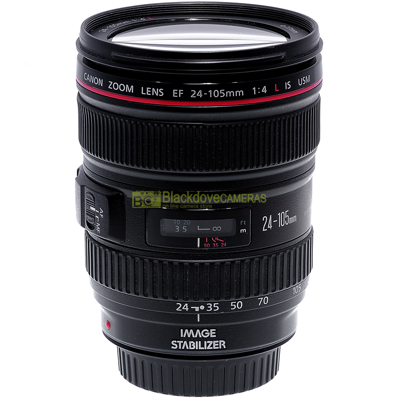 Canon EF 24/105mm. f4 L IS USM