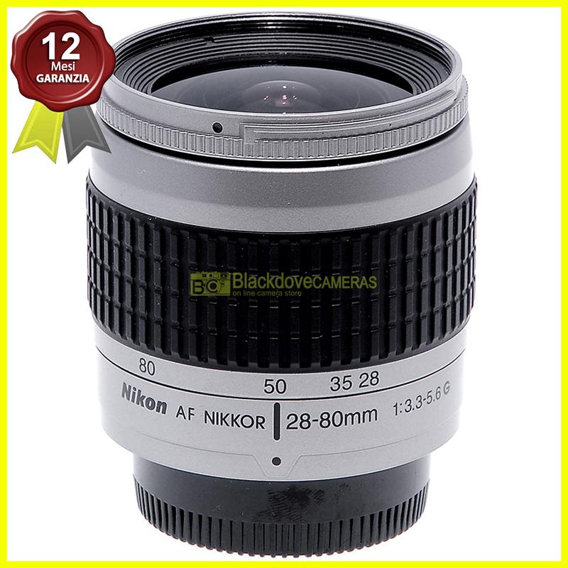 Nikon AF Nikkor 28-80mm f3,3-5,6 G