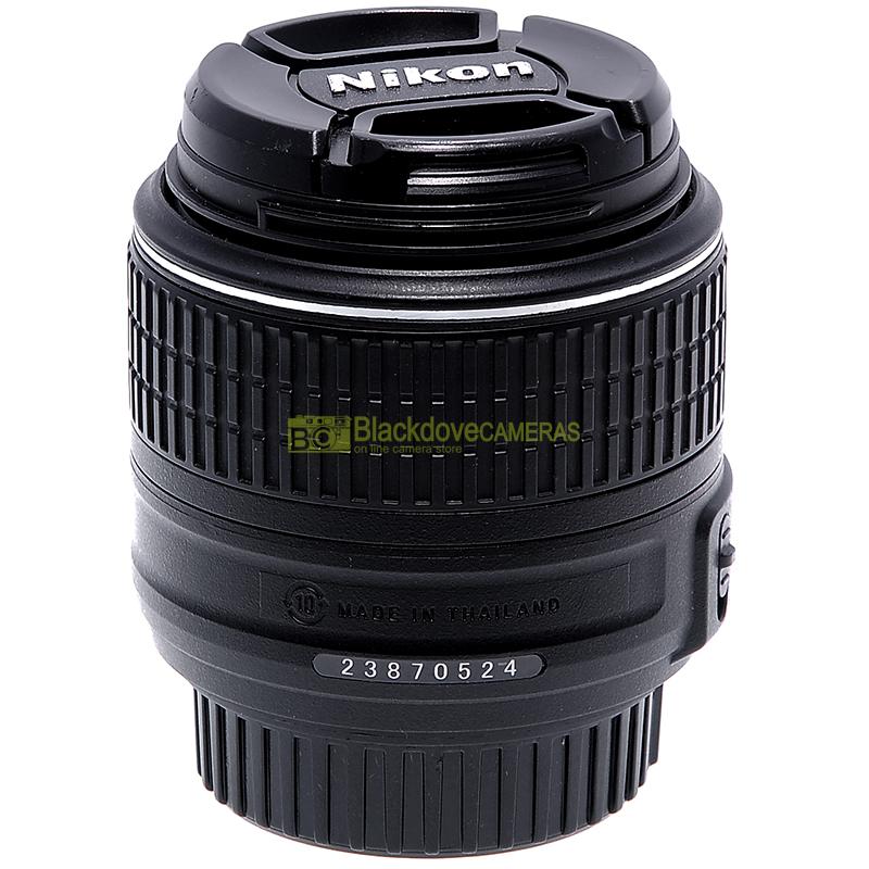 Nikon AF-S 18/55mm f/3,5-5.6 G DX VR II
