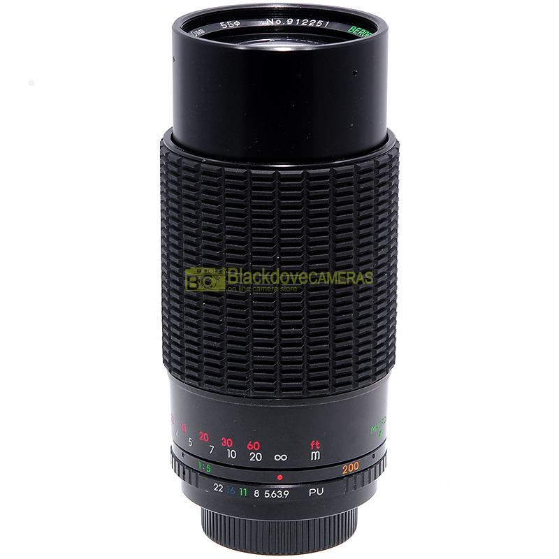 Beroflex Auto zoom 80/200mm f3,5 MC Macro 1:5
