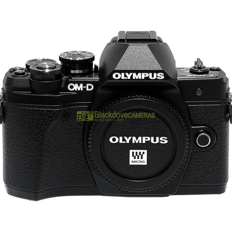 Fotocamera digitale Mirrorless Olympus OM-D E-M10 Mark III micro 4/3. MFT