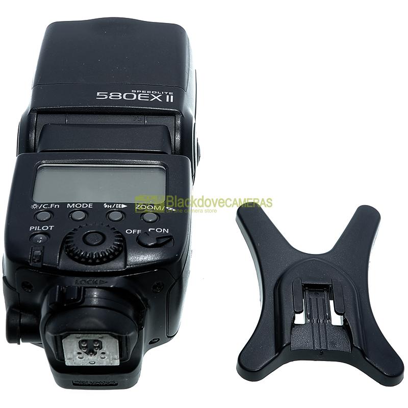 Canon Flash Speedlite 580EX II eTTL per fotocamere EOS digitali Wi-Fi controller