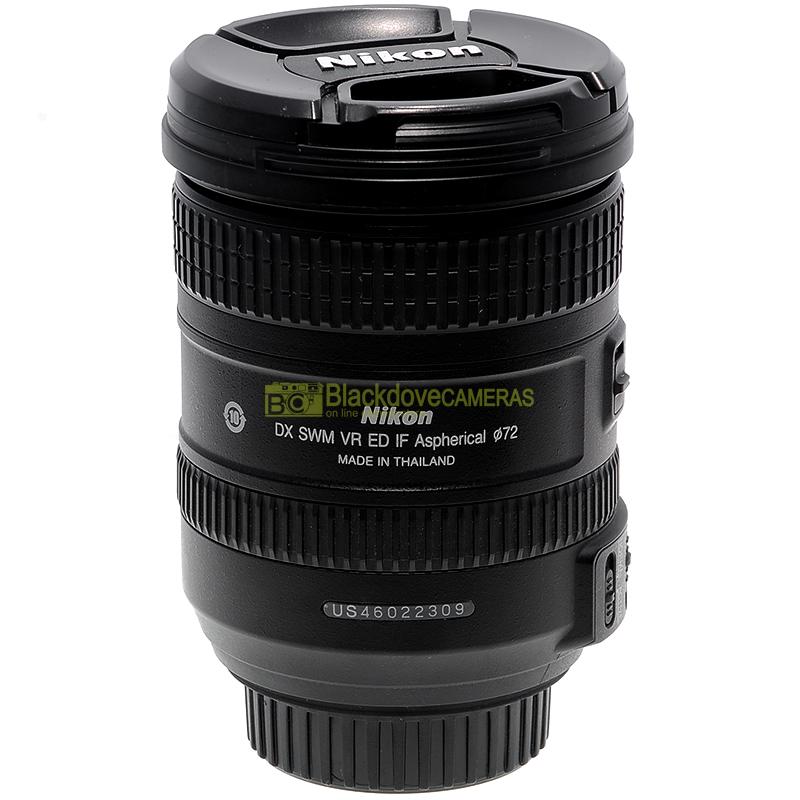 Nikon AF-S 18-200mm f/3.5-5.6 G ED VR DX II