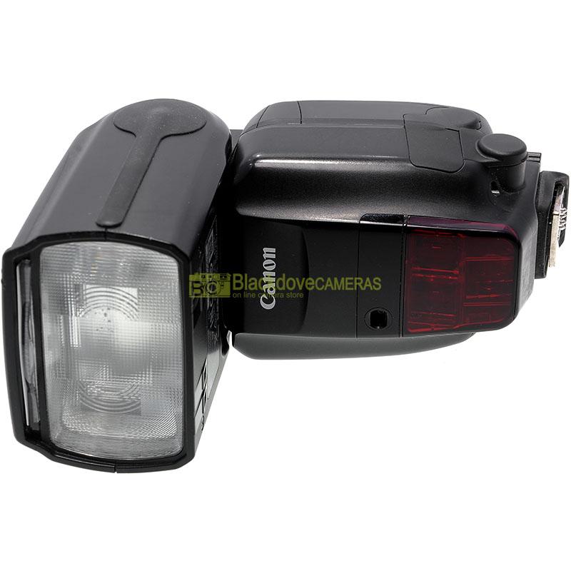 Canon Flash Speedlite 600EX RT eTTL per fotocamere EOS digitali Wi-Fi controller