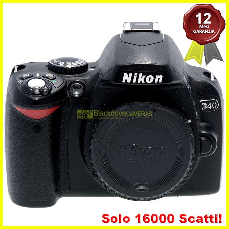 """""""Nikon D40"""""""