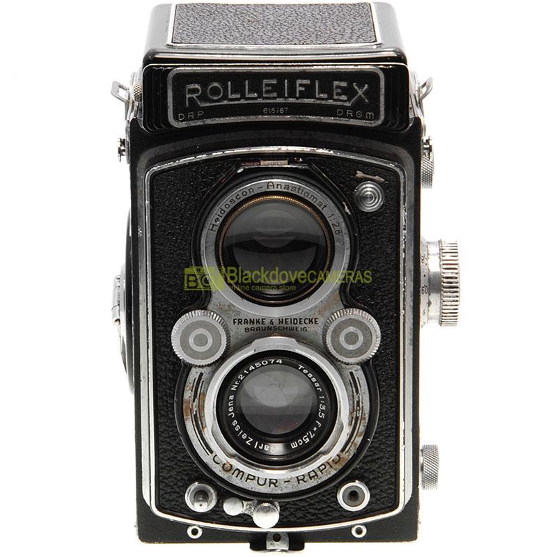 Rollei Rolleiflex T